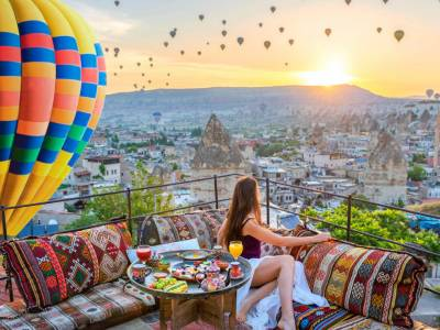 10-daagse rondreis door Turkije incl. vlucht, ontbijt en diners