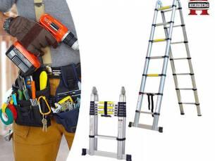 Herzberg Telescopische Ladder