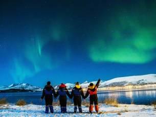 5-daagse rondreis Noorderlicht in TromsÞ