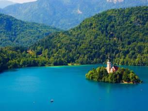 Autorondreis naar het Sloveense Bled en Kroatische Poreč incl. ontbijt
