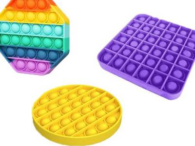 3Pop it Fidget-speelgoed