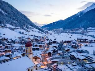 Wintersportvakantie in de bergen van Tirol o.b.v. halfpension
