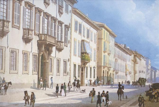 Guida Milano Esoterica Porta Romana Belzebù