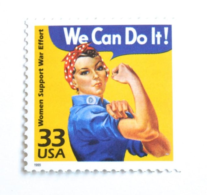 morta rosie riveter