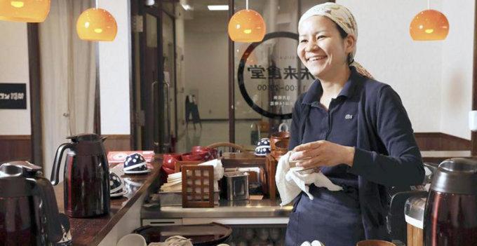 ristorante tokyo pasto gratis