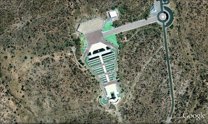 Il Cimitero degli Eroi in Namibia, Ufficio 39