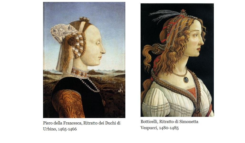 Piero della Francesca e Botticelli