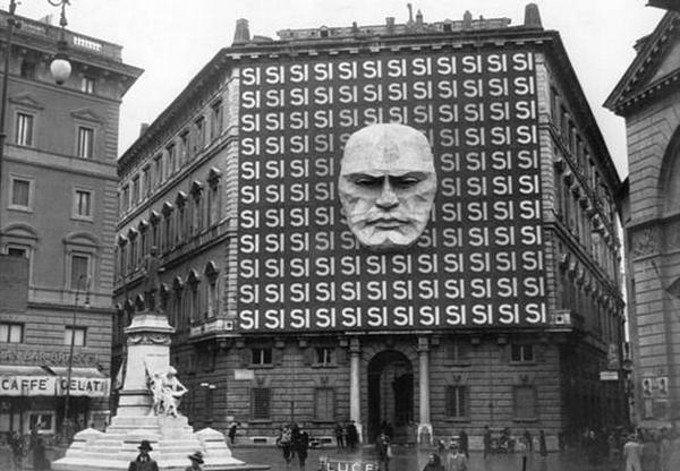 Elezioni politiche 2018 Fascisti italiani e dove trovarli