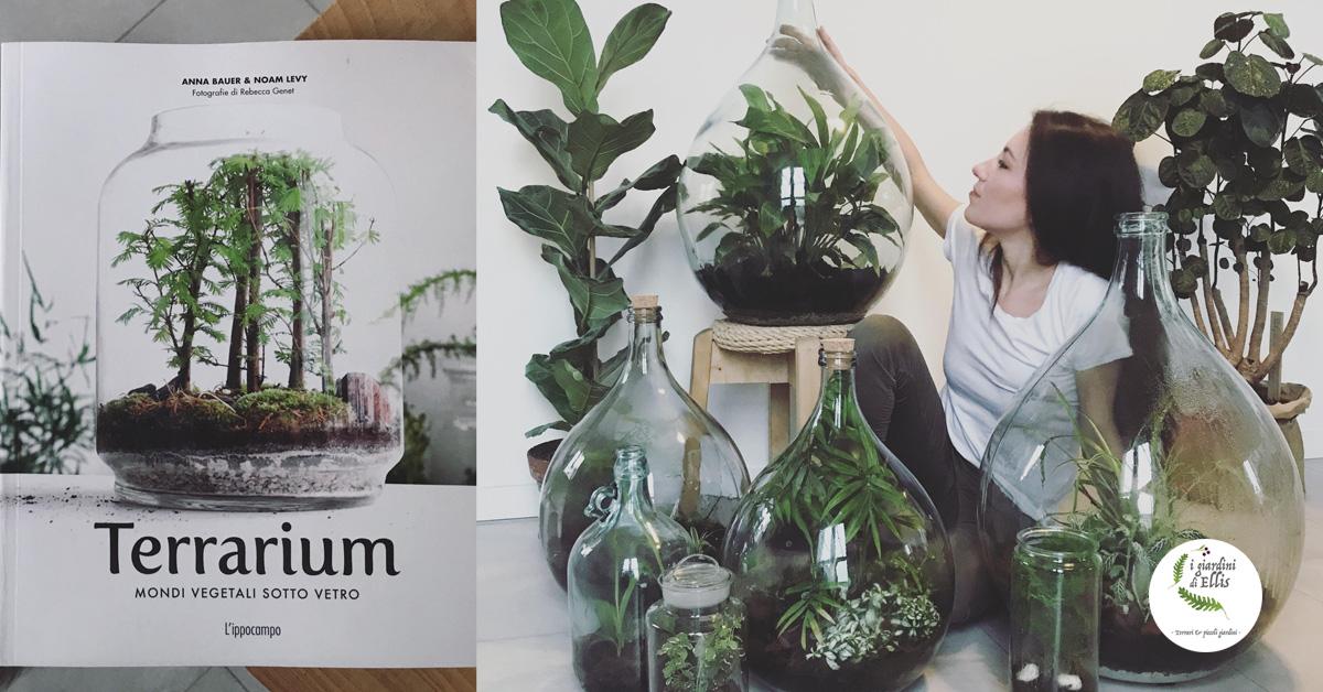 Tutto il fascino e la magia dei terrarium raccontati da - Giardini in bottiglia ...
