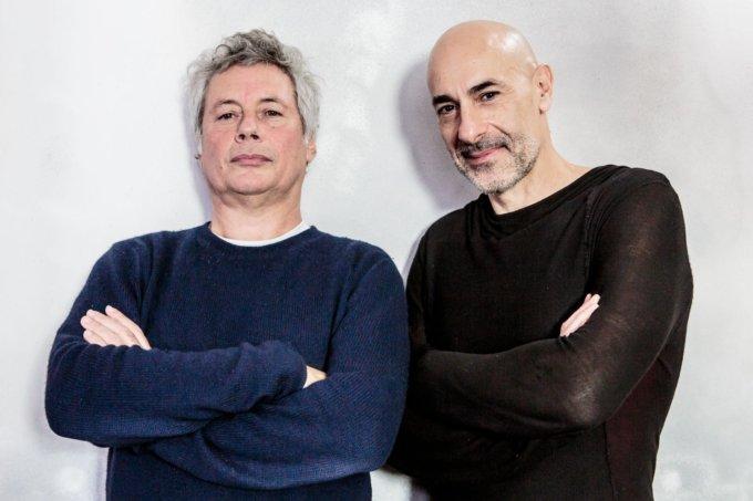 Alessandro Baricco e Alessio Bertallot, foto © Sergione Infuso