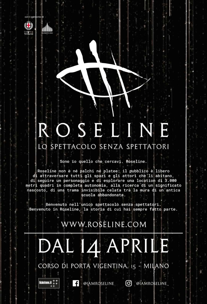 roseline spettacolo