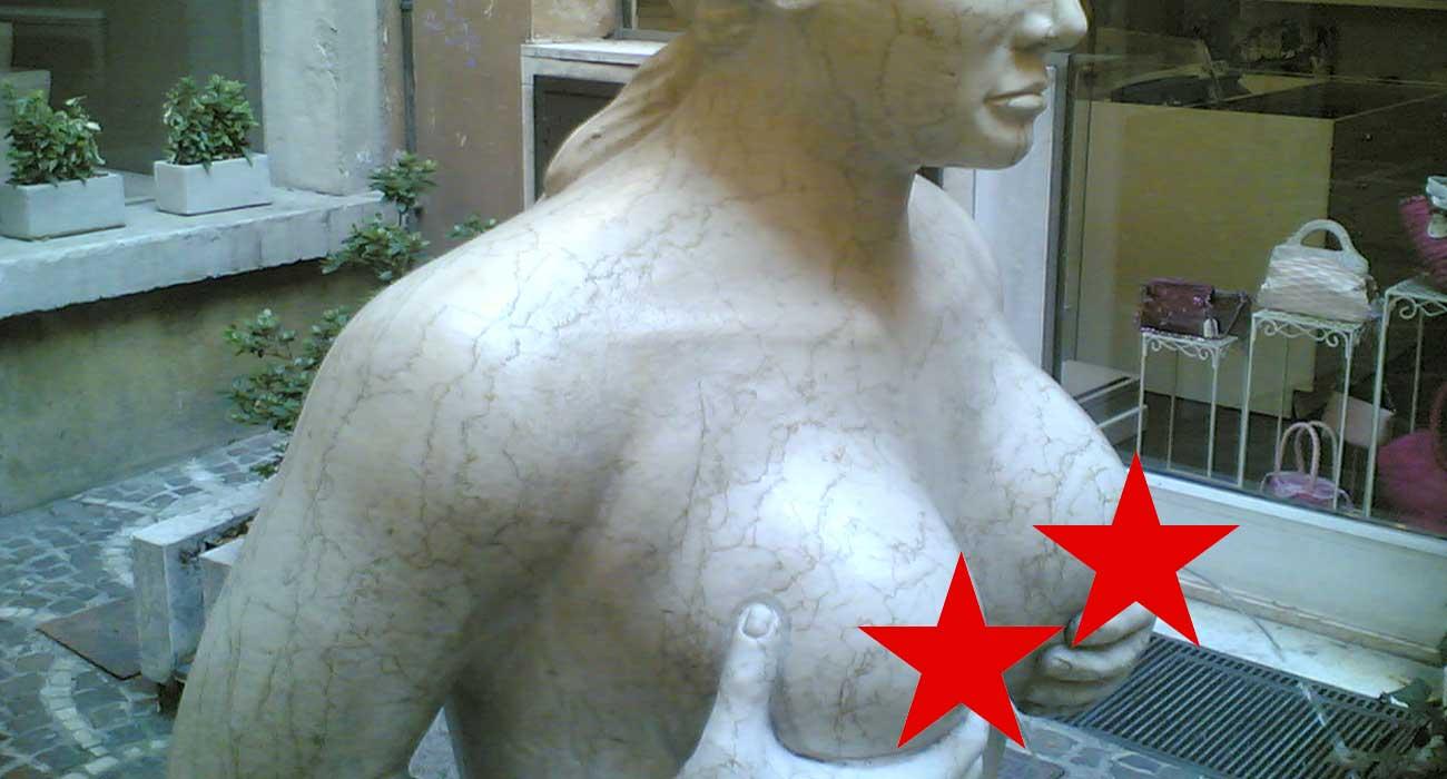 La fontana delle Tette di Treviso ha una storia molto interessante