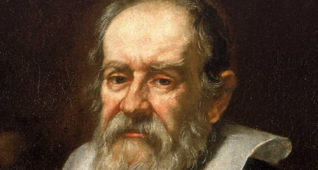 Ritratto di Galileo Galilei di Justus Sustermans