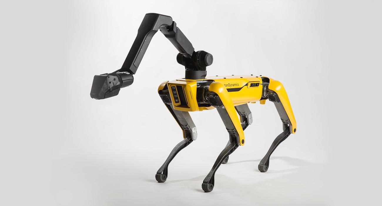 In vendita nel i cani robot che hanno ispirato un episodio di