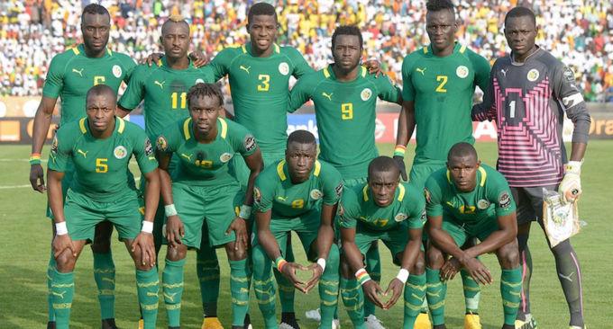 La nazionale senegalese
