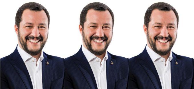 Salvini, Salvini ovunque