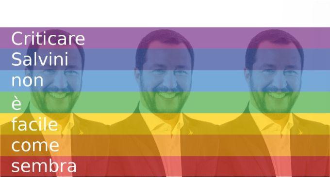 Salvini, l'immigrazione, Rolling Stone, Benetton, ed io