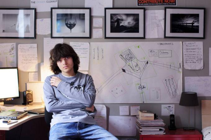 Boyan e il suo primo progetto, a 18 anni, quando fa il video per il TED