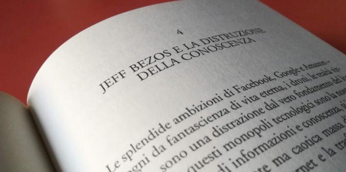 Jeff Bezos e la distruzione della conoscenza :)