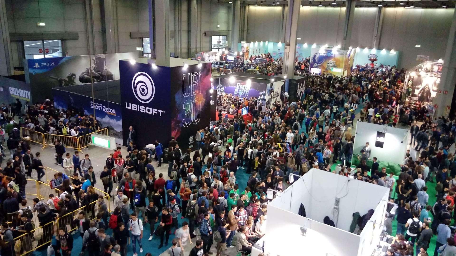Milan Games Week: cosa vedere, cosa provare