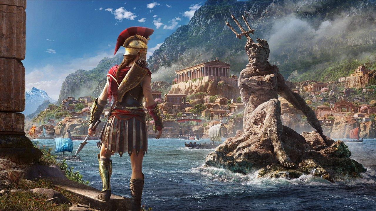 Assassin's Creed Odyssey ci fa rivivere la guerra tra Atene e Sparta