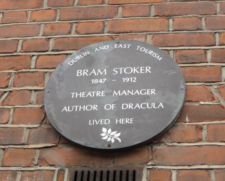 I luoghi di Dublino che hanno ispirato il romanzo Dracula