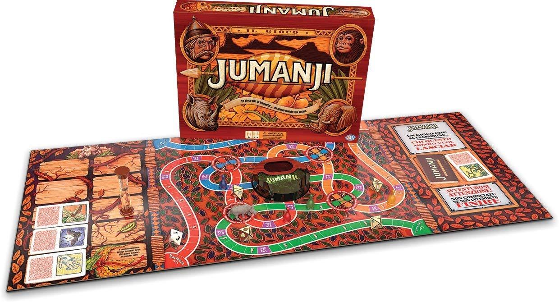 Da jumanji a cluedo harry potter i pi bei giochi da tavolo per questo inverno - Jumanji gioco da tavolo ...