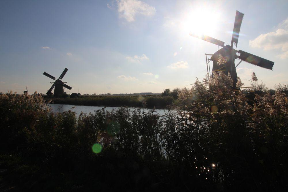 (la gita in barca lungo il canale che costeggia i mulini è a pagamento, così come la visita interna ad alcuni di essi, mentre la passeggiata lungo il percorso è libera)