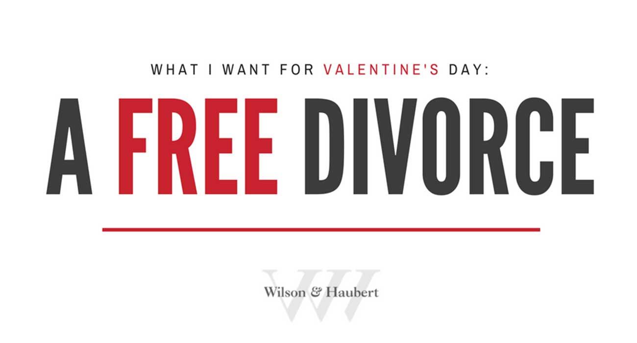 Uno studio legale dell'Arizona ha regalato divorzi gratis nel giorno di San Valentino