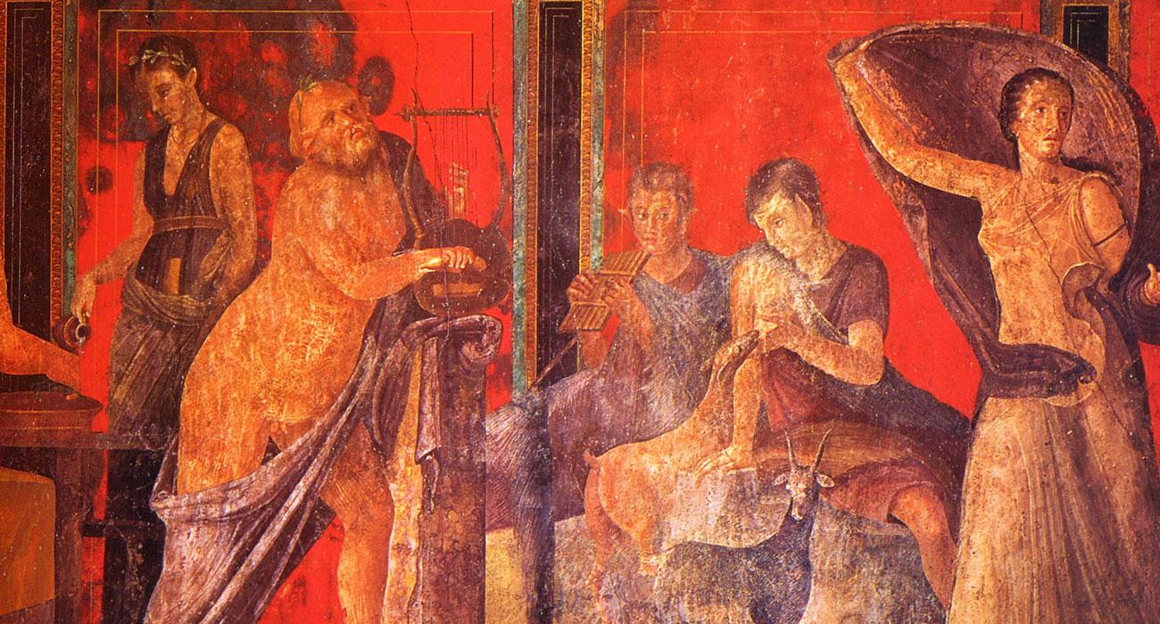 La Villa dei Misteri di Pompei, tra culti dionisiaci e arte spettacolare