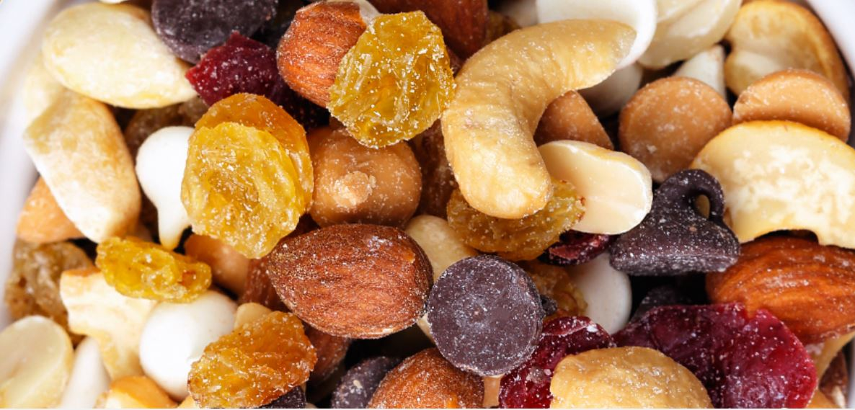 Le proprietà benefiche della frutta secca