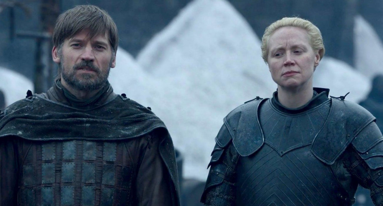 Brienne e Jaime, la nostra coppia preferita di Game of Thrones
