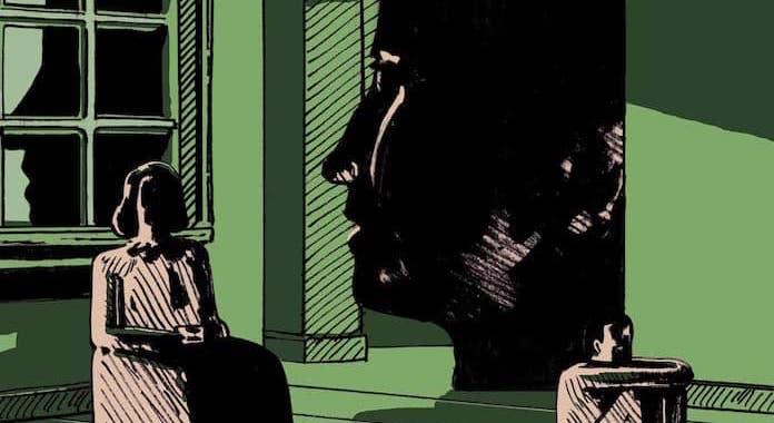 """""""Due attese"""" di Maurizio Lacavalla è un film di Lynch a fumetti"""