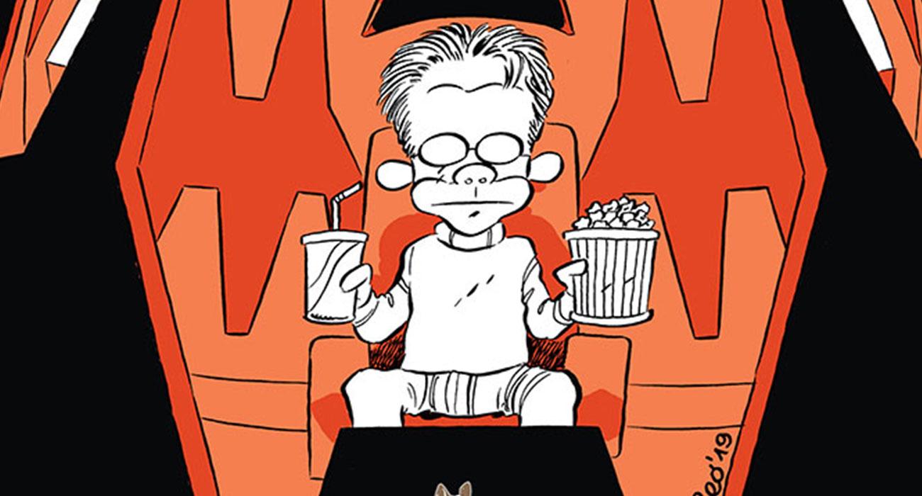 Torna Leo Ortolani con le più spassose recensioni dei film a fumetti