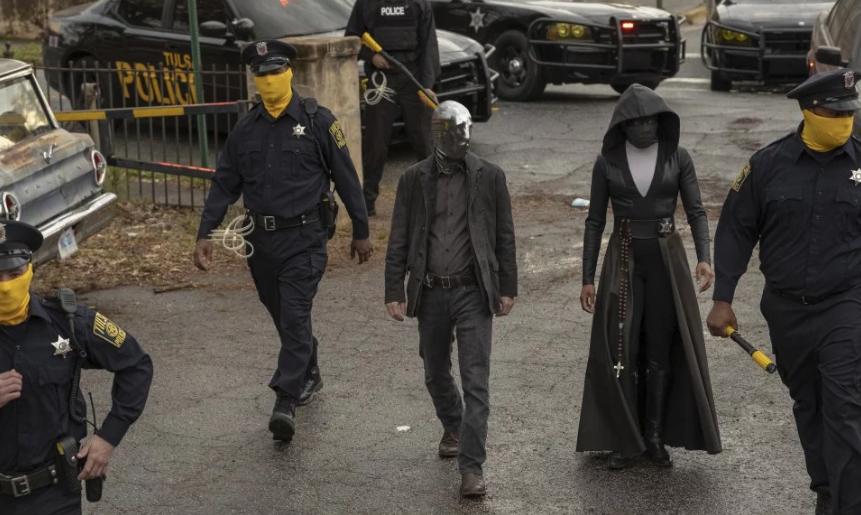 Watchmen è partito benissimo
