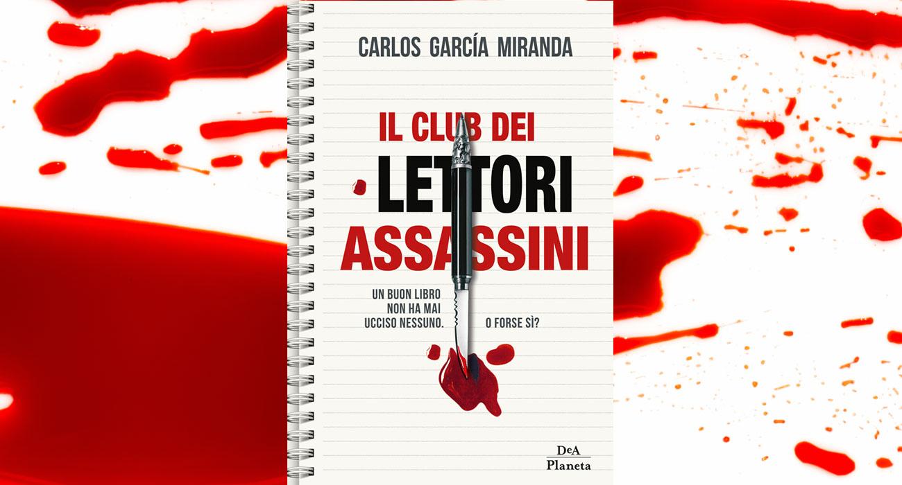 Il club dei lettori assassini: il libro in cui si uccide come nei libri di Stephen King