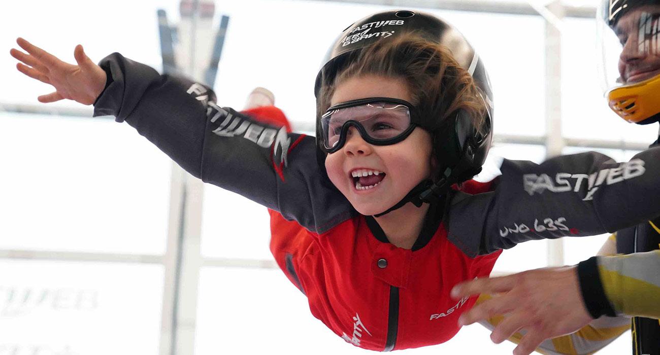 Aero Gravity: volare a Milano è possibile anche senza essere supereroi