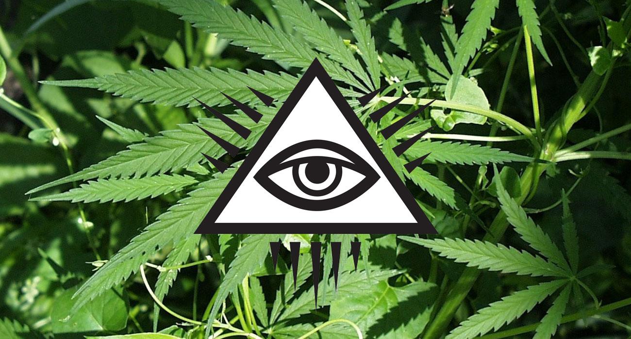 Pentito del peccato, lascia un chilo e mezzo di marijuana al prete