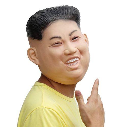 Kim Jong maschera