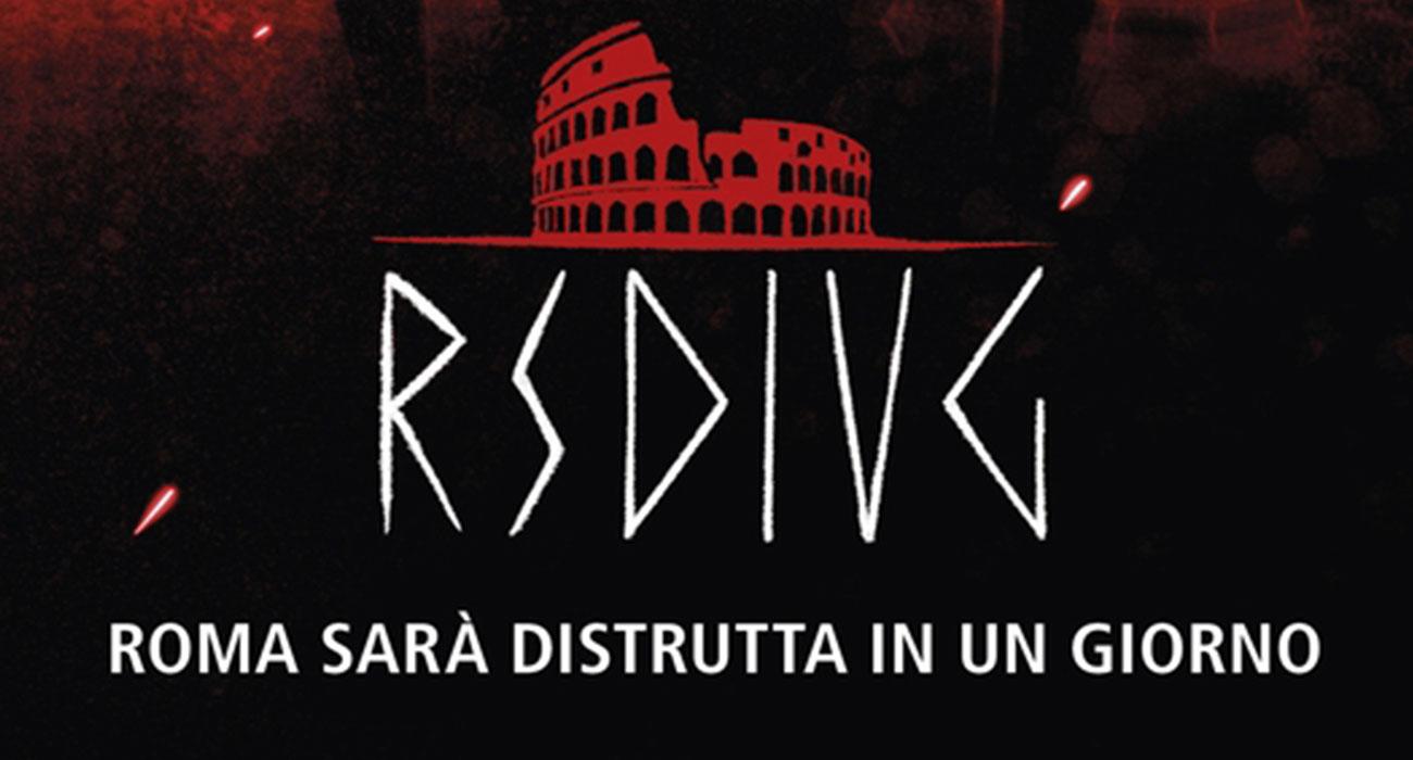Roberto Recchioni e il Muro del Canto distruggono Roma