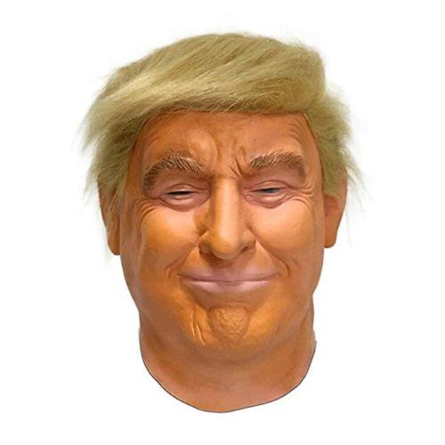 Trump maschera