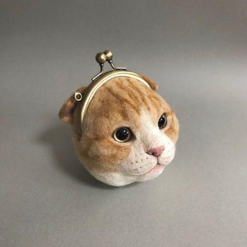 Gatto portamonete