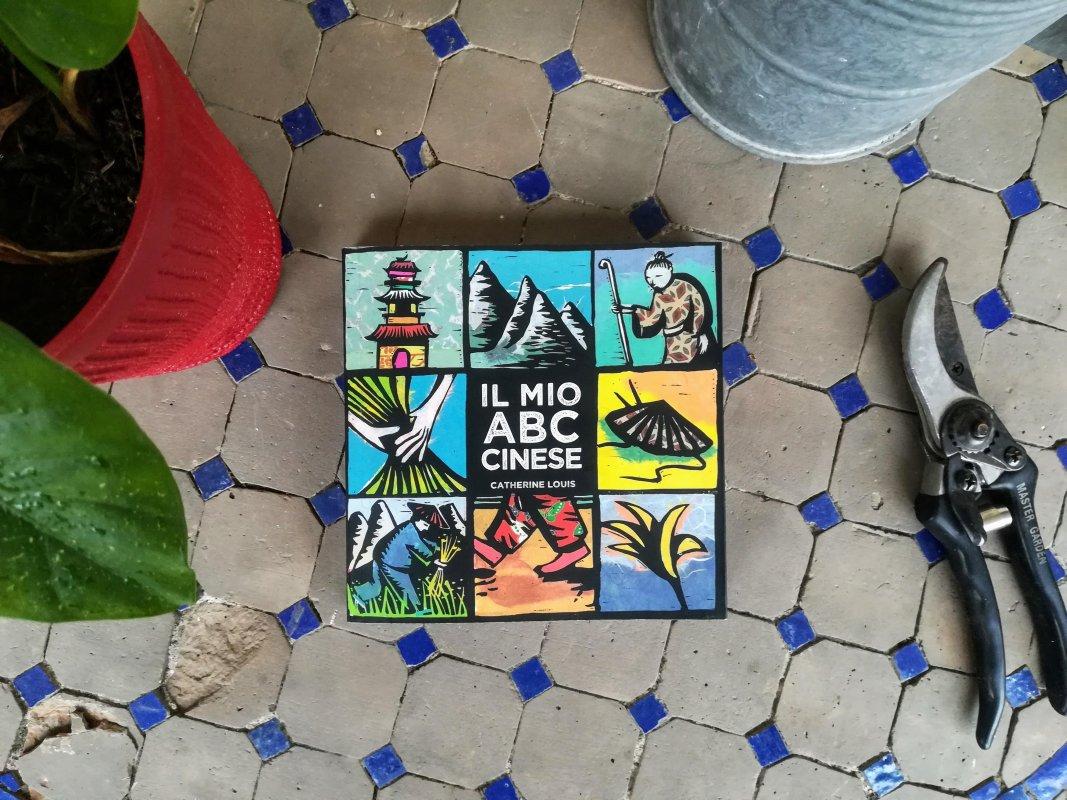 Il mio ABC cinese, un libro per imparare il cinese come i bambini