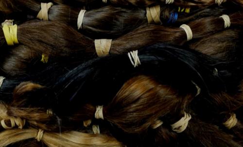 Ciocche di capelli