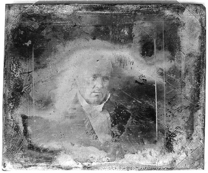 Ritratto del Presidente Americano James Buchanan (fra il 1844 e il 1860)
