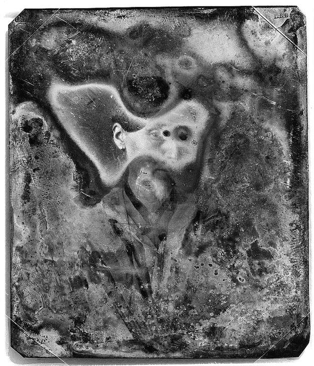Ritratto di anonima (fra il 1844 e il 1860)