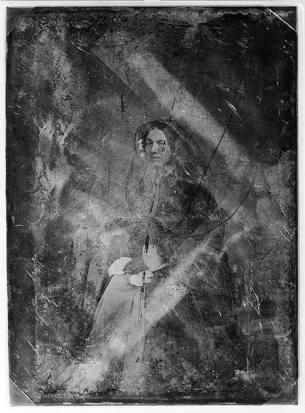 Ritratto di trentenne anonima (fra il 1844 e il 1860)