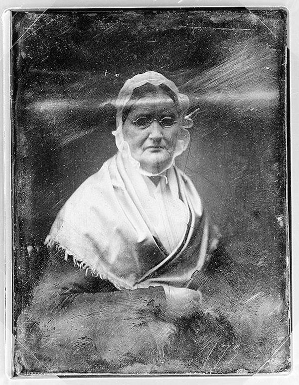 Ritratto di Mary Woodborn Greenley (fra il 1844 e il 1860)