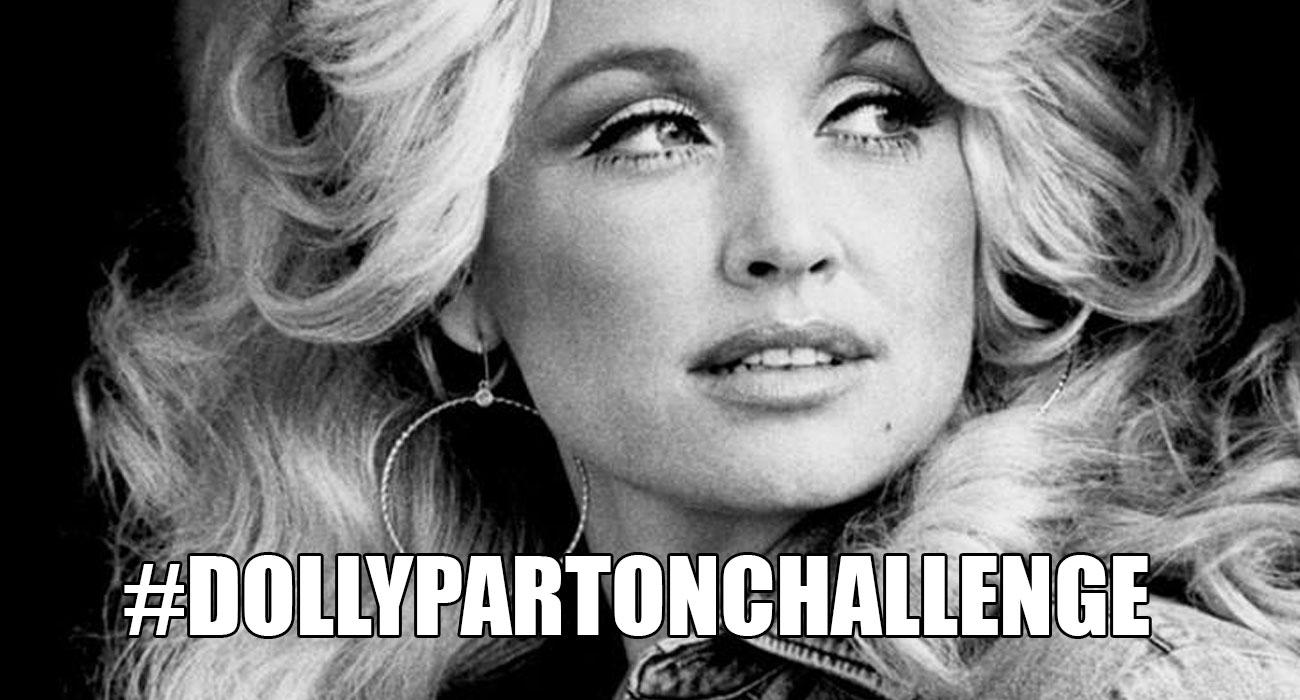 Perché sono tutti impazziti per il Dolly Parton Challenge?