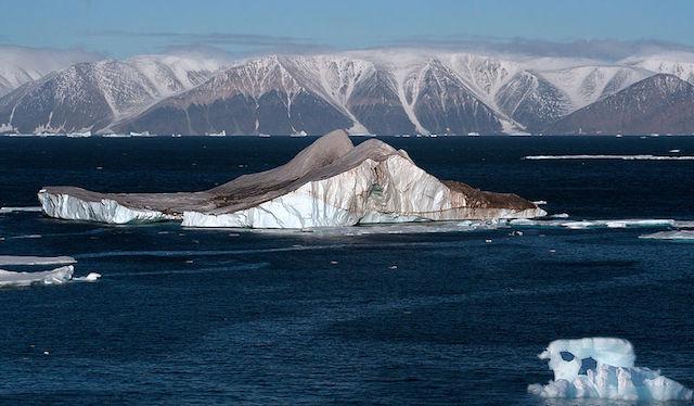 L'Antartide senza ghiaccio fa davvero paura